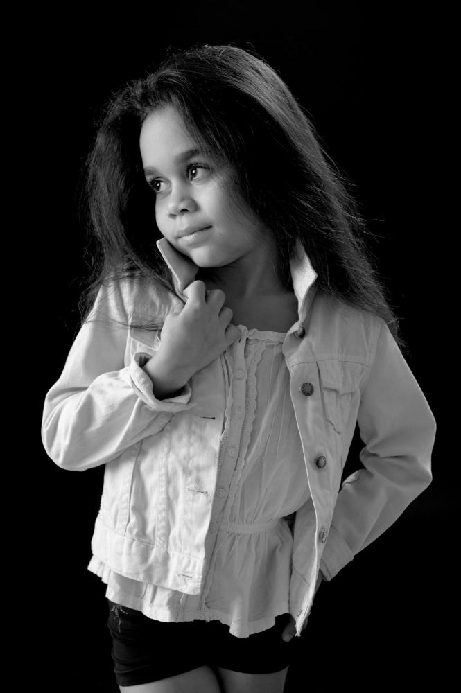 shooting photo enfant en studio professionnel paris 1